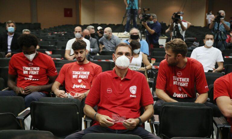 Μπαρτζώκας: «Πιστεύουμε ότι θα υπάρχει ισονομία στην Basket League»