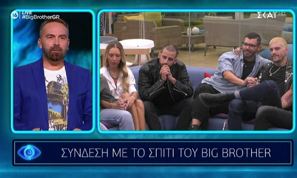 Ο Νικόλας Τσίρλης ήταν ο παίκτης που αποχώρησε από το Big Brother 2