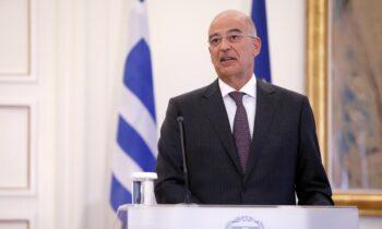 Ελληνοτουρκικά: Βίκος Δένδιας: «Η Ελλάδα προασπίζεται τα σύνορα σε κάθε απειλή της σεβόμενη το Διεθνές Δίκαιο – Ισχύουν erga omnes».