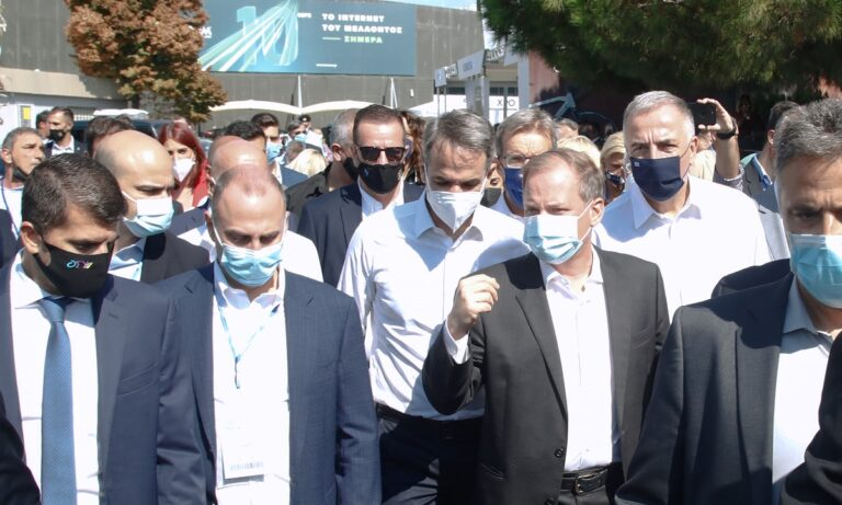 Μητσοτάκης: Είδε τα ελληνικά drones στη ΔΕΘ ο πρωθυπουργός