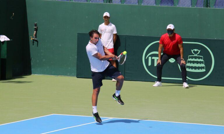 Davis Cup: Δεν τα κατάφερε η Εθνική, η Λιθουανία επέστρεψε στο World Group I