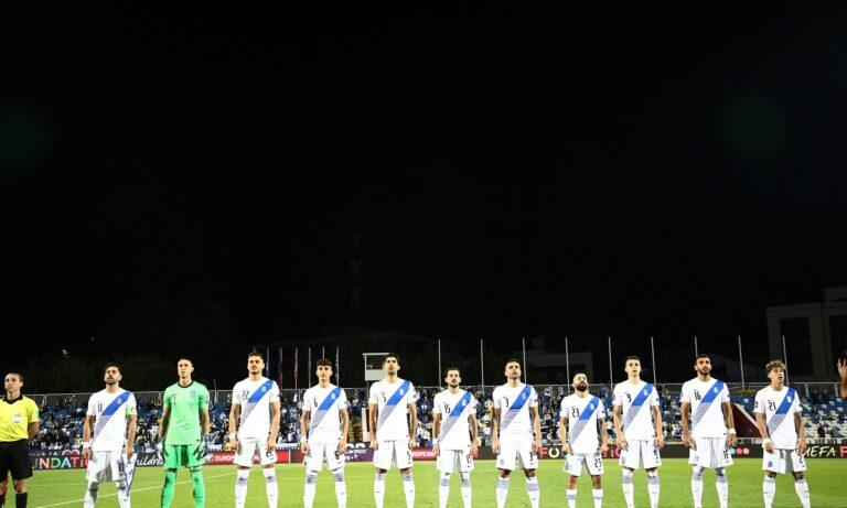 Ελλάδα – Σουηδία: Το κανάλι του αγώνα της Εθνικής