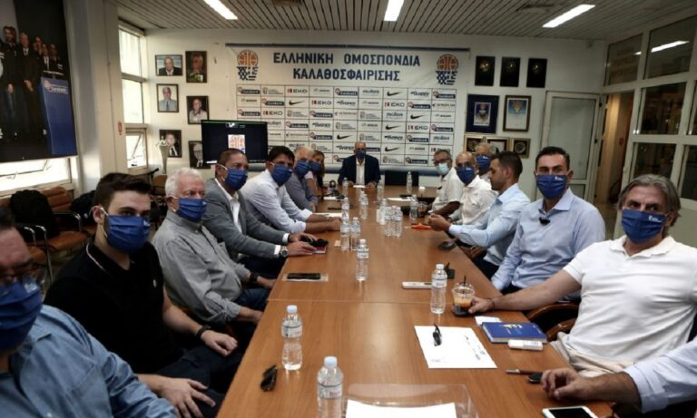 Συγκροτήθηκε σε σώμα το Δ.Σ της ΕΟΚ- Στις Εθνικές ομάδες ο Ντικούδης
