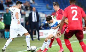 Η Εθνική Ελλάδας αντιμετωπίζει εκτός έδρας το Κόσοβο, σ' ένα σημαντικό ματς, που χρειάζεται πολύ το θετικό αποτέλεσμα.