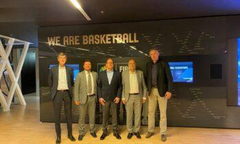 FIBA- Βαγγέλης Λιόλιος