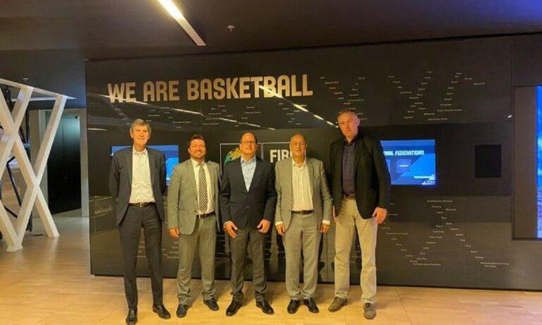 Λιόλιος: Στα γραφεία της FIBA ο πρόεδρος της ΕΟΚ