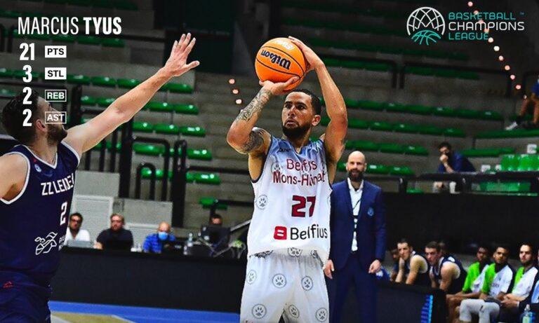 FIBA Europe Cup: Στον όμιλο του Ιωνικού η Μονς