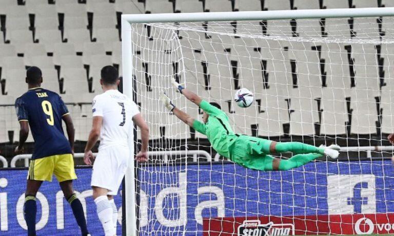 Ελλάδα – Σουηδία 2-1 (ΤΕΛΙΚΟ)