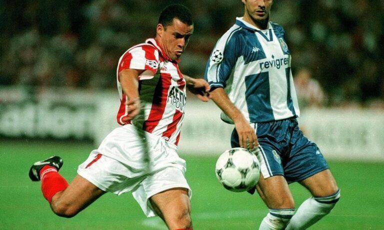 Σαν σήμερα 17 Σεπτεμβρίου: Το φοβερό γκολ του Στέλιου Γιαννακόπουλου κόντρα στην Πόρτο (vid)