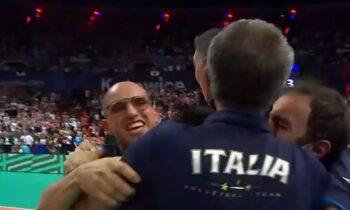 Ευρωπαϊκό Πρωτάθλημα Βόλει: Το σήκωσε κι αυτό η Ιταλία! (vid)