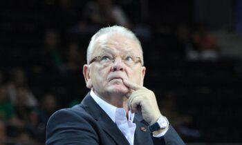 Ντούσαν Ίβκοβιτς- Basket League