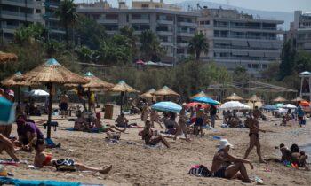Ιδανικός καιρός για... παραλία το Σαββατοκύριακο, μετά το σύντομο. ψυχρό διάλειμμα. Δείτε αναλυτικά την πρόγνωση της ΕΜΥ.