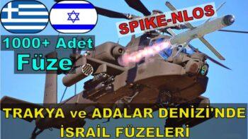 Toύρκοι: Τέρμα οι τουρκικές ναυτικές επιχειρήσεις στο Αιγαίο με τους Spike NLOS υποστηρίζει Τούρκος ειδικός, αξιωματούχους του Π.Ν..