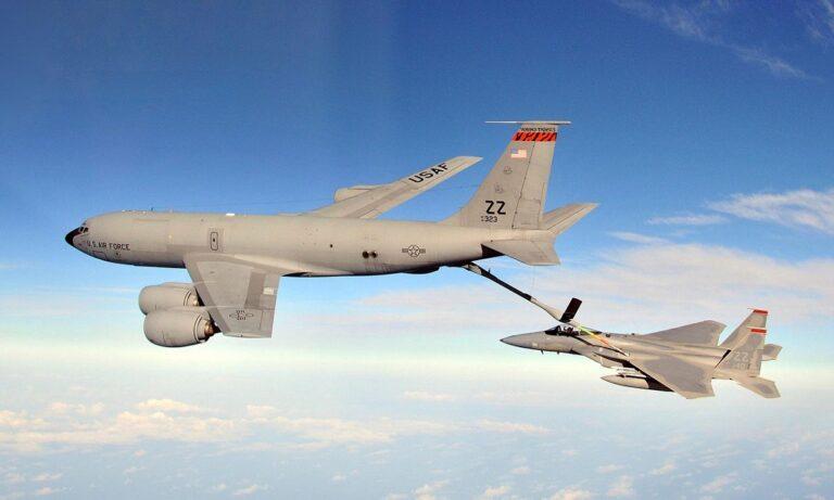 Ελληνοτουρκικά: Τι γίνεται με τα Boeing KC-135 Stratotanker τα οποία αποσύρουν οι ΗΠΑ; - Τα ιπτάμενα τάνκερ που φοβούνται οι Τούρκοι.