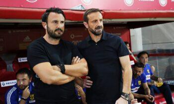 Θόδωρος Καρυπίδης και Άκης Μάντζιος