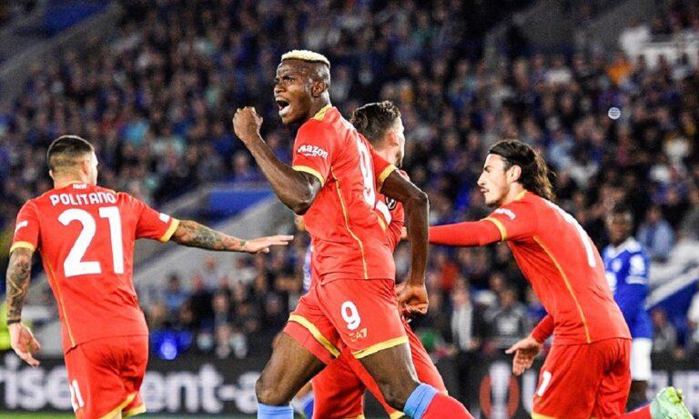 Europa League: Επτάψυχη Νάπολι, ματσάρα στο Αϊντχόφεν (vids)