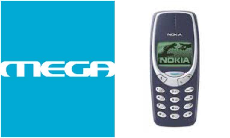 MEGA: Μετάδοση από Nokia 3310; Απίθανο «γλέντι» στο twitter (vid, pics)