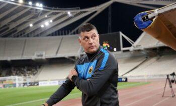 Όσα είπε ο Βλάνταν Μιλόγεβιτς ενόψει της αναμέτρησης της ΑΕΚ με τον ΟΦΗ για την 2η αγωνιστική της Super League 1.
