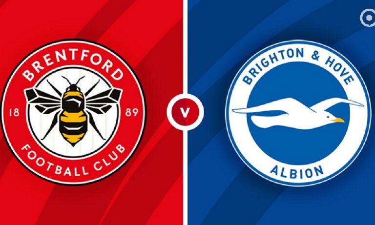 Μπρέντφορντ – Μπράιτον 0-1 (ΤΕΛΙΚΟ)