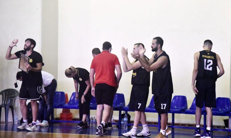 Κύπελλο Ελλάδας: Συνεχίζει ακάθεκτο το Μαρούσι