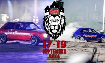 Το Motor Festival επιστρέφει στο… θρόνο του για να ολοκληρώσει το θρυλικό 19ο Motor Festival One is a King, που θα διεξαχθεί από τις 17 έως τις 19 Σεπτεμβρίου στο Ολυμπιακό Στάδιο!