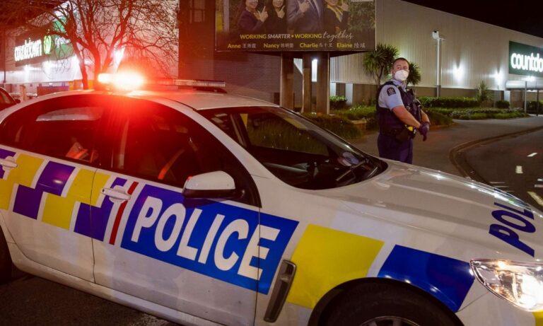 Τζιχαντιστής επιτέθηκε στην πόλη Όκλαντ στη Νέα Ζηλανδία, σκορπώντας τον τρόπο.