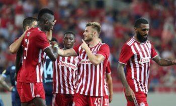 Ολυμπιακός - Αντβέρπ: Nα μπει με το δεξί στους ομίλους του Europa League και να βάλει τις βάσεις πρόκρισης