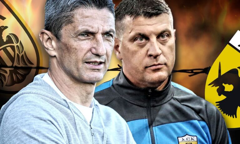 ΠΑΟΚ – ΑΕΚ: Ο Λουτσέσκου που ήθελε η ΑΕΚ είναι «πελάτης» του Μιλόγεβιτς