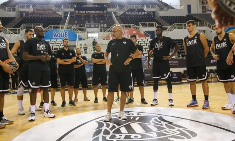 ΠΑΟΚ: Εντυπωσιακές οι νέες φανέλες του μπασκετικού Δικεφάλου (pic)