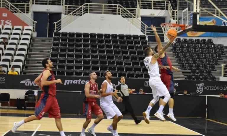 Ο ΠΑΟΚ στο τέταρτο του φιλικό παιχνίδι, κέρδισε χωρίς να δυσκολευτεί την Ελευθερούπολη, με τελικό σκορ 92-52.