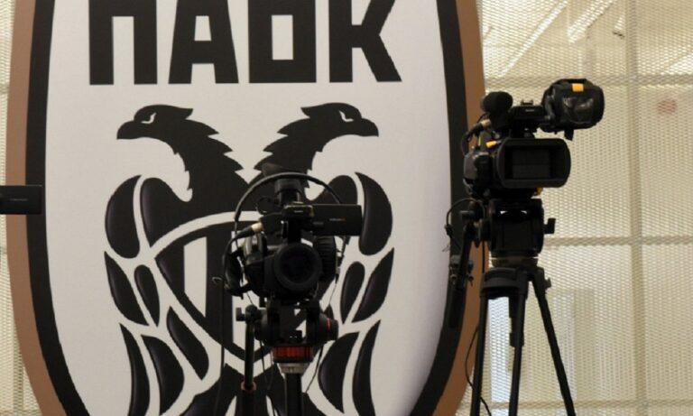 ΠΑΟΚ – Επιβεβαίωση Sportime: Έκλεισε στη NOVA με σούπερ deal! Δείχνει και το ματς με ΠΑΣ