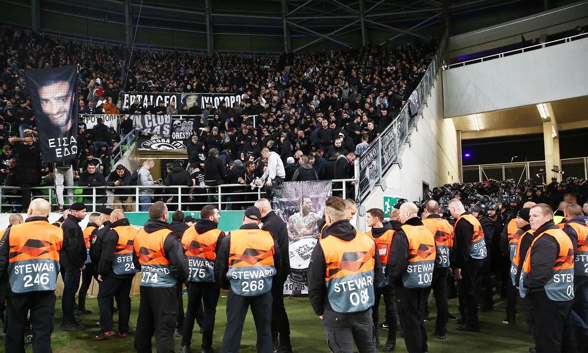 ΠΑΟΚ – Europa Conference League: «Πράσινο» φως από την UEFA για ανταλλαγή εισιτηρίων με άλλες ομάδες