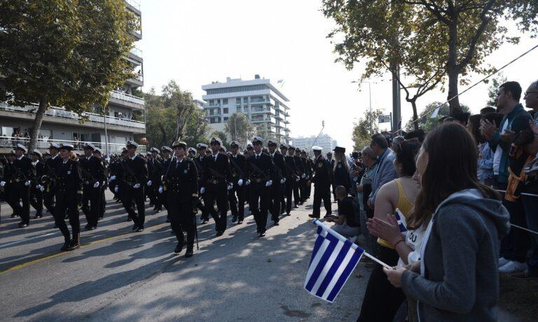 Κορονοϊός – εμβόλια: Θα γίνει τελικά παρέλαση στη Θεσσαλονίκη φέτος;