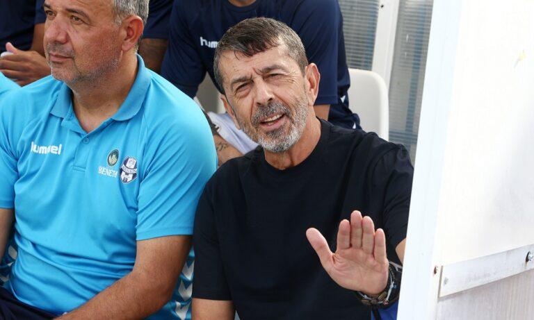 Ο Γιάννης Πετράκης
