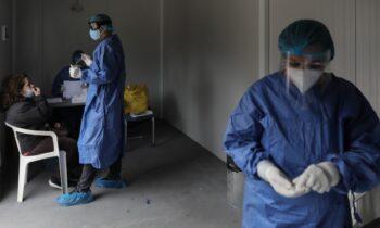 Κορονοϊός: Rapid test σε ακατάλληλους χώρους - Μπάχαλο εξαιτίας των αποφάσεων της κυβερνησης