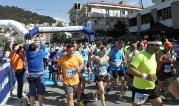 Η Ο. Ε. του Run Greece Καστοριάς σε συνεργασία με την Περιφερειακή Ενότητα Καστοριάς και το Δήμο Καστοριάς αποφάσισαν την αναβολή του αγώνα.