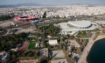 Ο Ερασιτέχνης Ολυμπιακός πήρε έκταση πίσω από το ΣΕΦ για να δημιουργήσει ένα σύγχρονο κολυμβητήριο