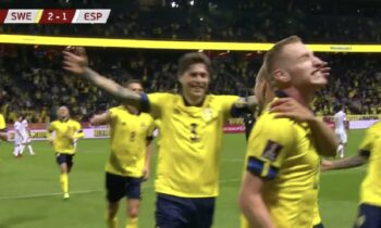 Σουηδία - Ισπανία: Μαγικός Κουλουσέφκσι στον Κλάεσον και 2-1 (VID)
