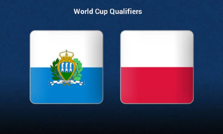 Σαν Μαρίνο – Πολωνία 1-7 (ΤΕΛΙΚΟ)