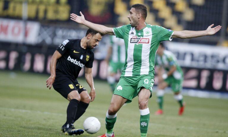 Super League 1: Ντέρμπι στο «Βικελίδης» – Έξοδος του ΠΑΟΚ στο Αγρίνιο