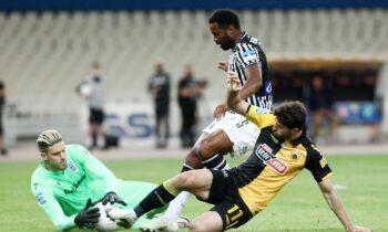 Η Super League 1 συνεχίζεται σήμερα με την διεξαγωγή της τέταρτης της αγωνιστικής με τα ΠΑΟΚ-ΑΕΚ και Αστέρας Τρίπολης-Ολυμπιακός να ξεχωρίζουν.