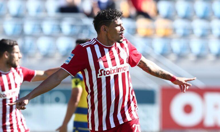 Αστέρας Τρίπολης – Ολυμπιακός 0-2: Έξυπνη… νίκη με Τικίνιο, Αγκιμπού Καμαρά (vids)