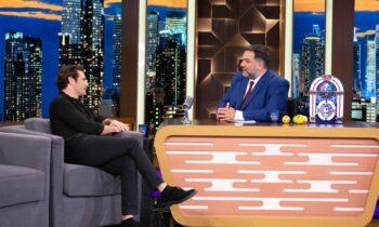 Ο Γρηγόρης Αρναούτογλου με το «The 2Night Show», θα κάνει πρεμιέρα την ερχόμενη Δευτέρα, με την εκπομπή να προβάλλεται τρεις φορές την εβδομάδα.