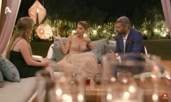 Στο The Bachelor μια πρόποση, θα αποτελέσει την αφορμή, για να γίνει το κλίμα ιδιαίτερα τεταμένο ανάμεσα σε δύο κοπέλες.