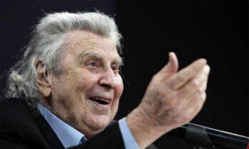 Ο Μίκης Θεοδωράκης έφυγε από την ζωή και ο κοινοβουλευτικός εκπρόσωπος του Κινήματος Αλλαγής, Ανδρέας Λοβέρδος τον «αποχαιρέτησε».