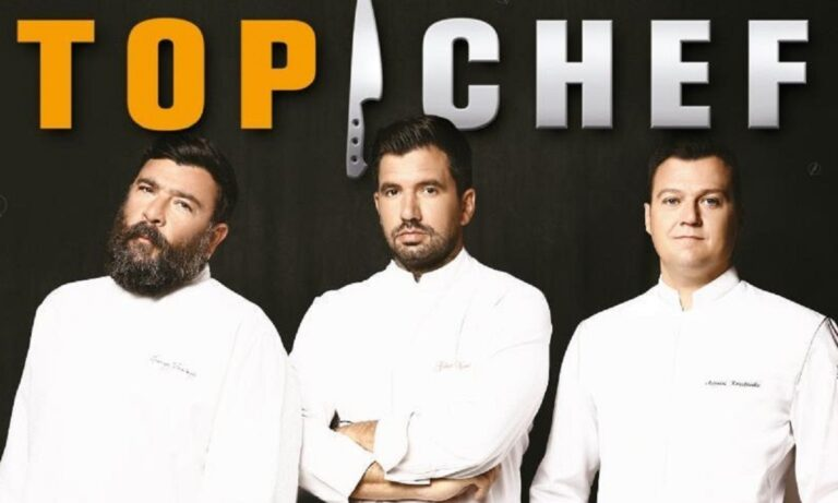 Top Chef: Απόψε (5/9) η πρεμιέρα στον ΣΚΑΪ – Ο διαγωνιζόμενος Πάνος Ιωαννίδης πριν 11 χρόνια!