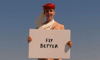 Ένα διαφημιστικό της Emirates που γυρίστηκε στο υψηλότερο κτήριο του κόσμου, τράβηξε το ενδιαφέρον του κοινού και έγινε Viral.