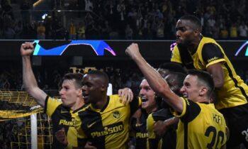 Champions League: Ήττα-σοκ για τη Γιουνάιτεντ στη Βέρνηπου έπαιζε με δέκα από το 35΄