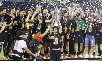 Εγινε γνωστή η πεντάδα των αρχηγών της ΑΕΚ, με τον Πέτρο Μάνταλο να παραμένει πρώτος captain για ακόμη μία σεζόν.