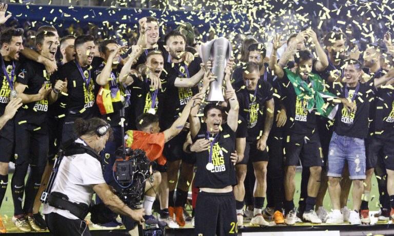 ΑΕΚ: Οι αρχηγοί της νέας σεζόν